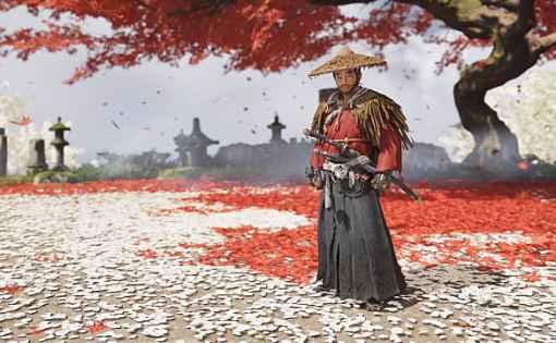 Ghost of Tsushima - Cómo encontrar la armadura de Kensei - Las seis hojas de Kojiro 1