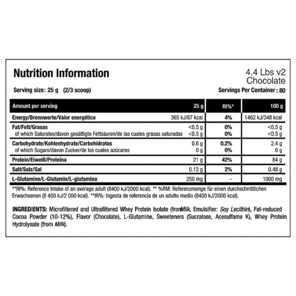 scitec-nutrition-100-whey-protein-nutritional-facts