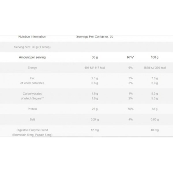 one-science-nutrition-whey-protein-nutri-facts