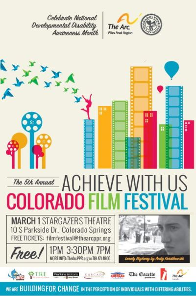2017 5th Annual Achieve With Us Colorado Film Festival