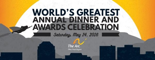 World's Greatest Annual Dinner & Awards Celebration