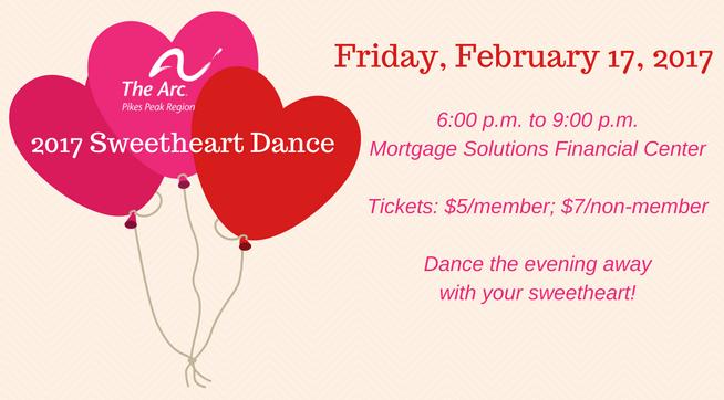 Sweetheart Dance, 2.17.2017