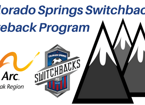 Colorado Springs Switchbacks Giveback Program