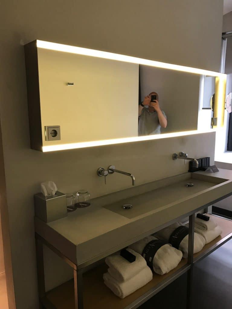 De 'badkamer' in het Arresthuis in Roermond | Thearie