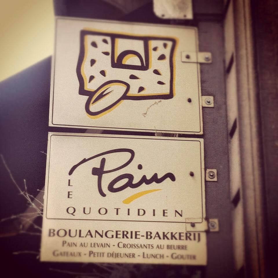 Le Pain Quotidien Brussel | Thearie