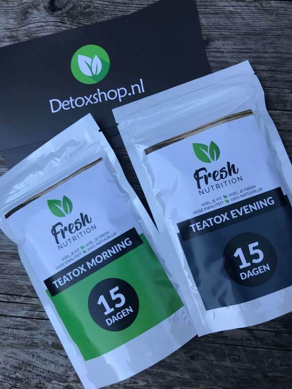 Fresh Teatox van Detoxshop.nl | Thearie