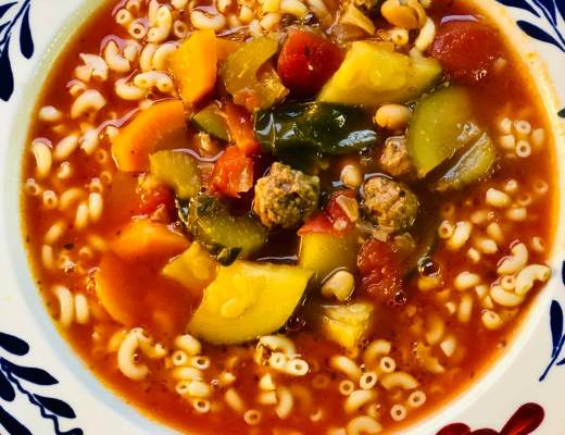7 pasta gerechten voor de herfst + recept voor heerlijke minestronesoep