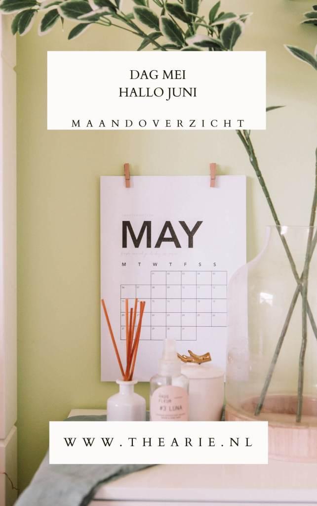 Dag mei hallo juni