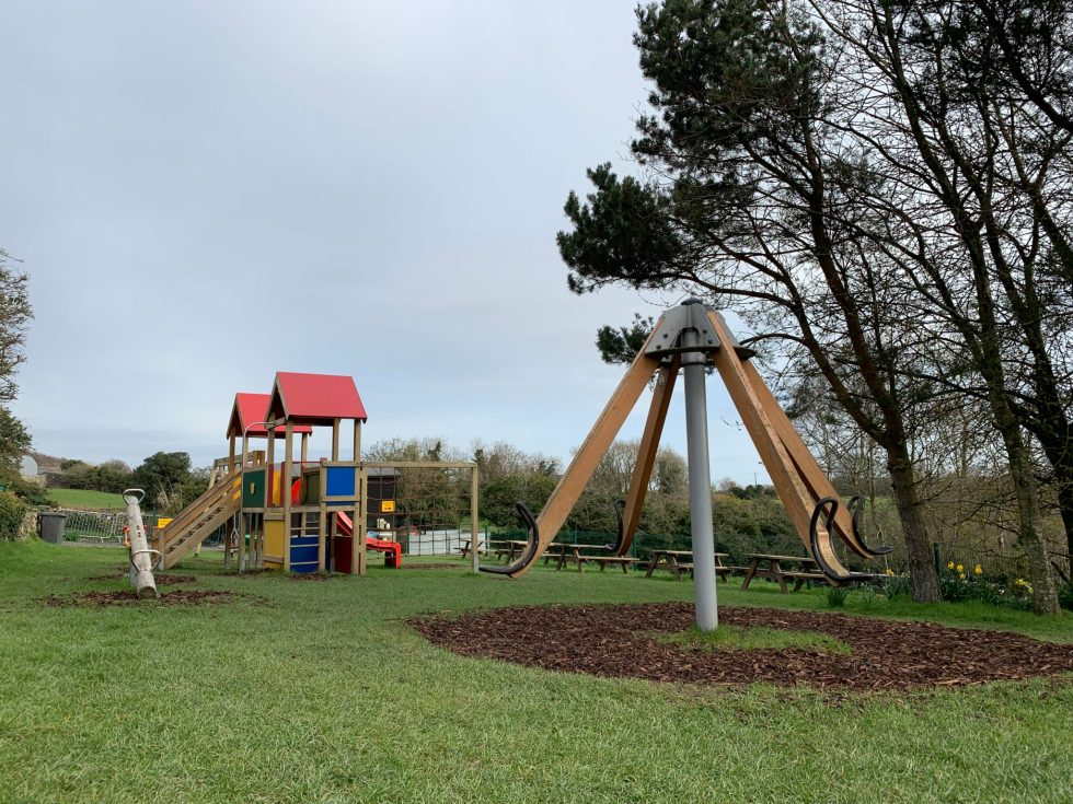 Outdoor Play Areas