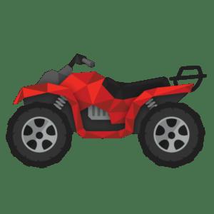 Quad rides at The Ark Open Farm