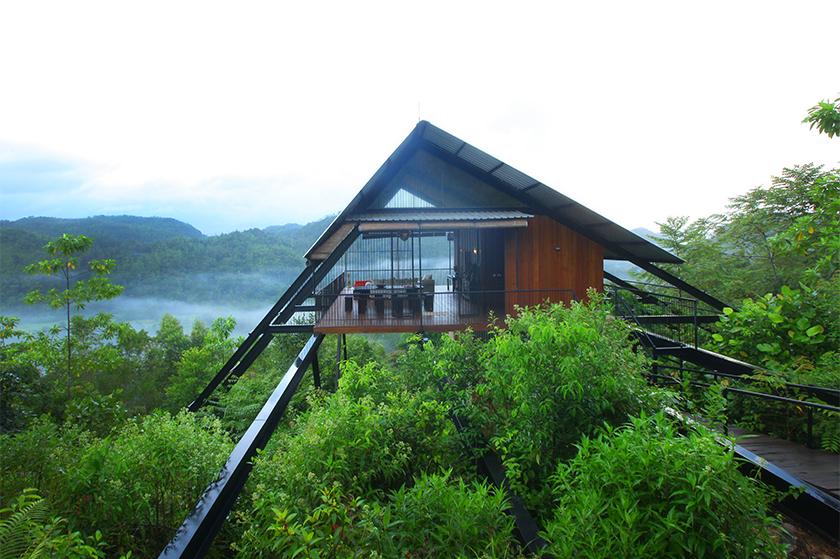 The Ark Villa Lush Green Seclusion