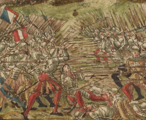 Image result for battlefield in renaissance painting