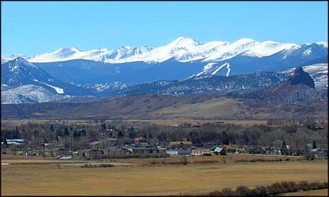 La Veta Colorado Colorado Towns And Places
