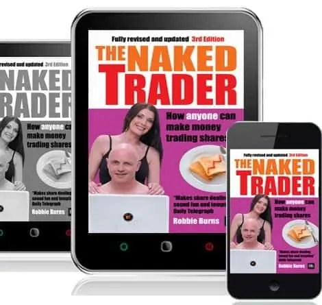 The Naked Trader by Robbie Burns