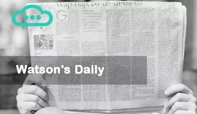 Watson's Daily