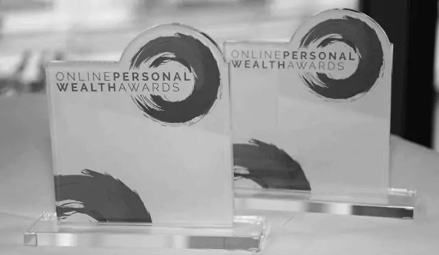The Online Personal Wealth Awards 2019 - Winners