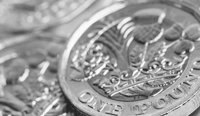 GBP Pound Coin