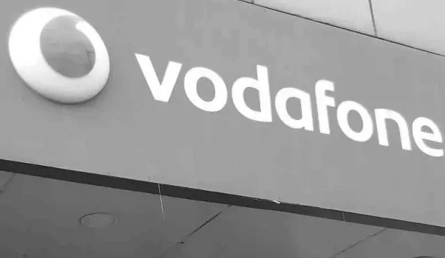 Vodafone share price
