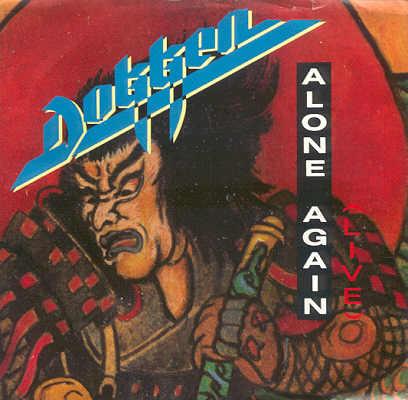 Dokken - Alone Again