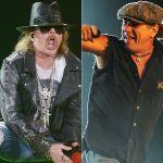 Es ist offiziell, Axl Rose neuer Sänger von AC/DC