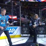 Metallica Icehockey