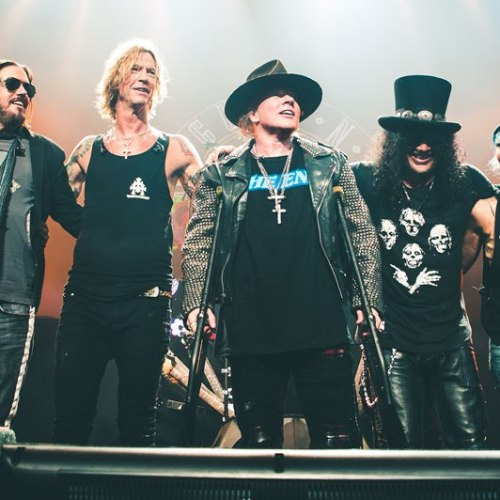 Guns n'Roses 2016