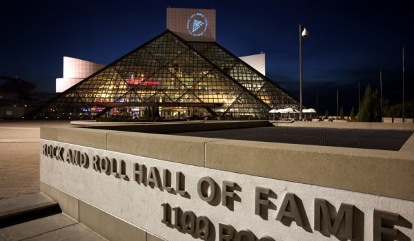 Nominiert für die Rock And Roll Hall Of Fame