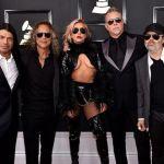 Metallica und Lady Gaga
