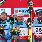 Super G St Moritz Erik Guay
