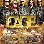 Cage Tour 2017