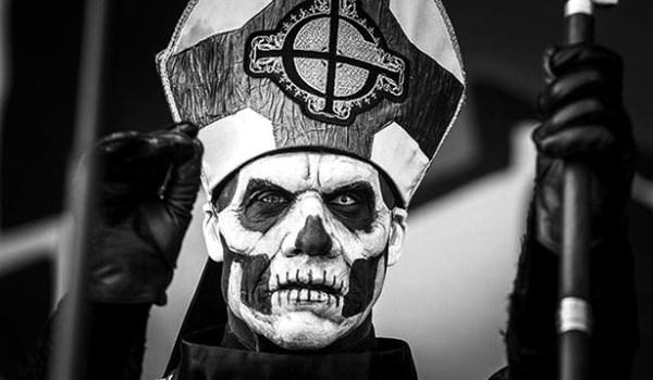 Ghost heissen den neuen Papa willkommen