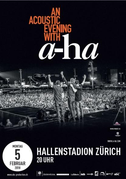 a-ha acoustic 2018