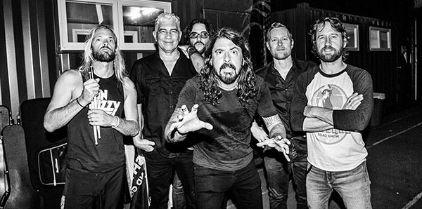 Dave Grohl, bitte lass es