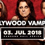 Hollywood Vampires Tour 2018