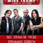 Mike Tramp Live 2018