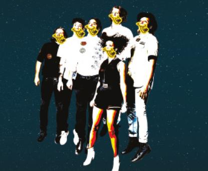 Arcade Fire Tour