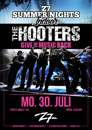 The Hooters Z7