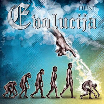 Evolucija – Hunt