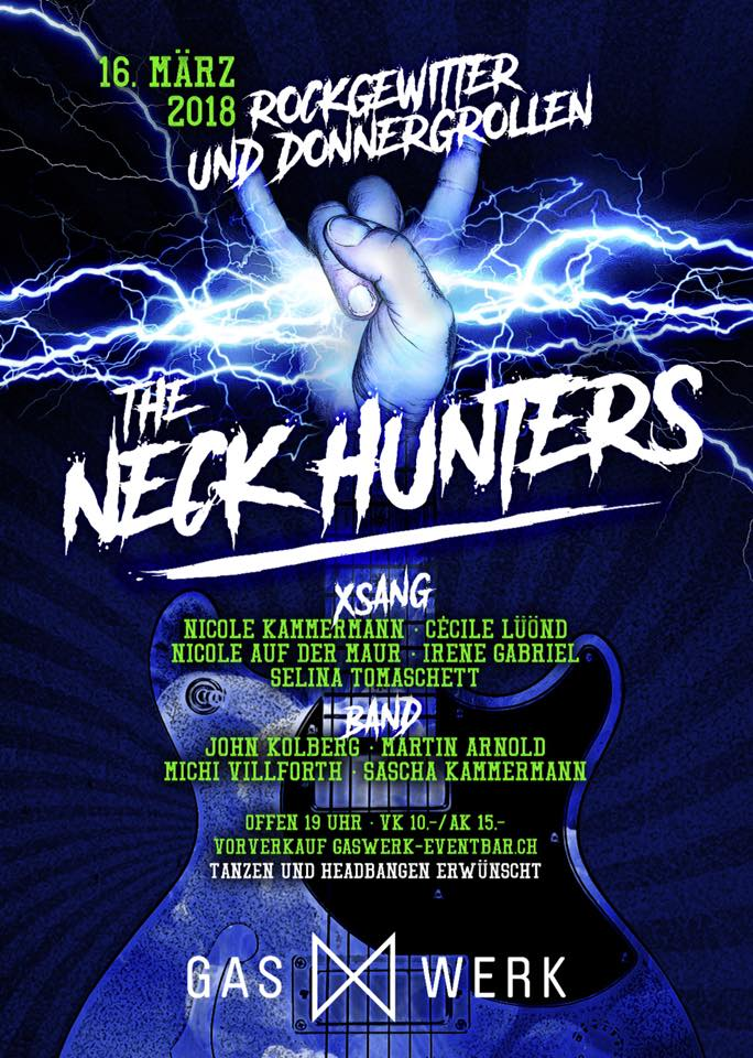 The Neck Hunters