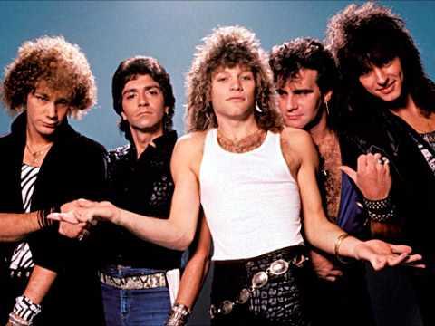 Bon Jovi 1983