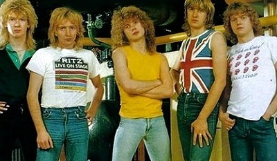 Def Leppard – Live in Germany 1983