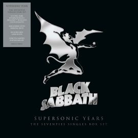 Black Sabbath - Supersonic Years