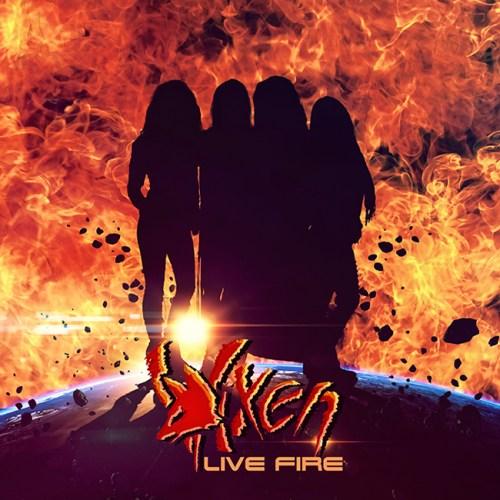 Vixen – Live Fire