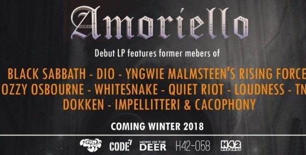 Amoriello – Album Teaser