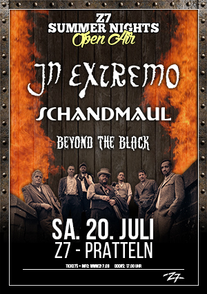 In Extremo 2019 Tour
