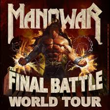 Manowar Tour
