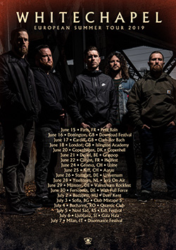 Whitechapel Tour 2019
