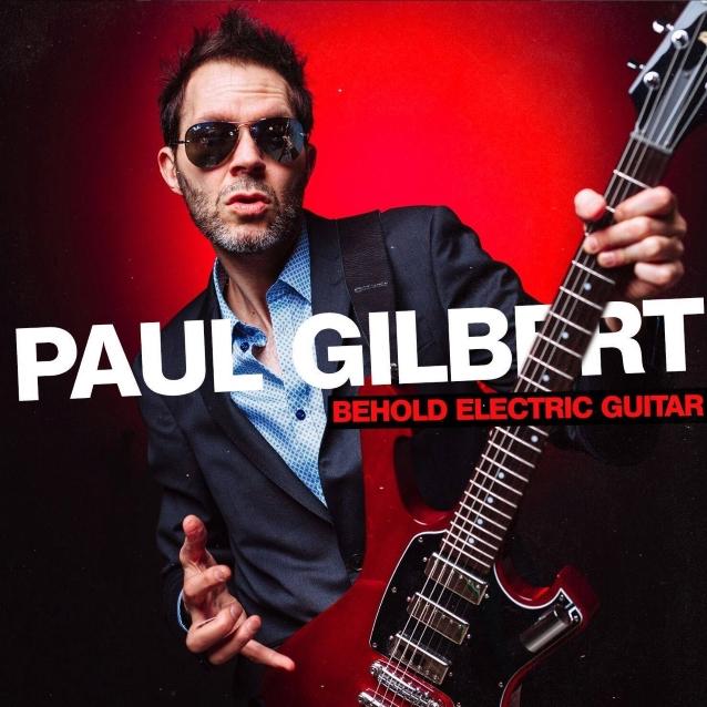 Paul Gilbert - Behold Electric Guitar