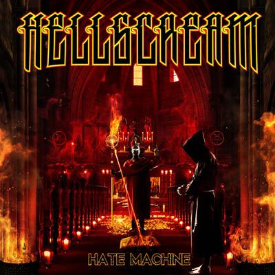 Hellscream - Hate Machine