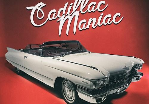 Kissin' Dynamite und The Baseballs im Cadillac